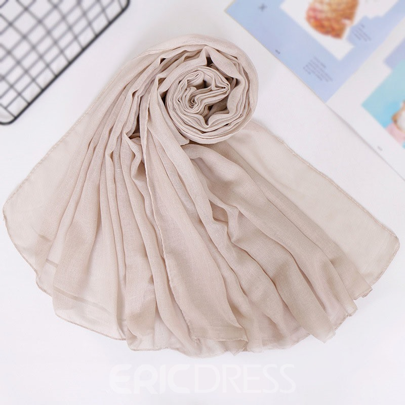 Ericdress Pure New Style Scarf