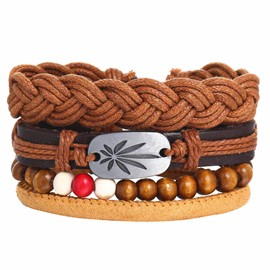 Ericdress Woven Bracelets For Men