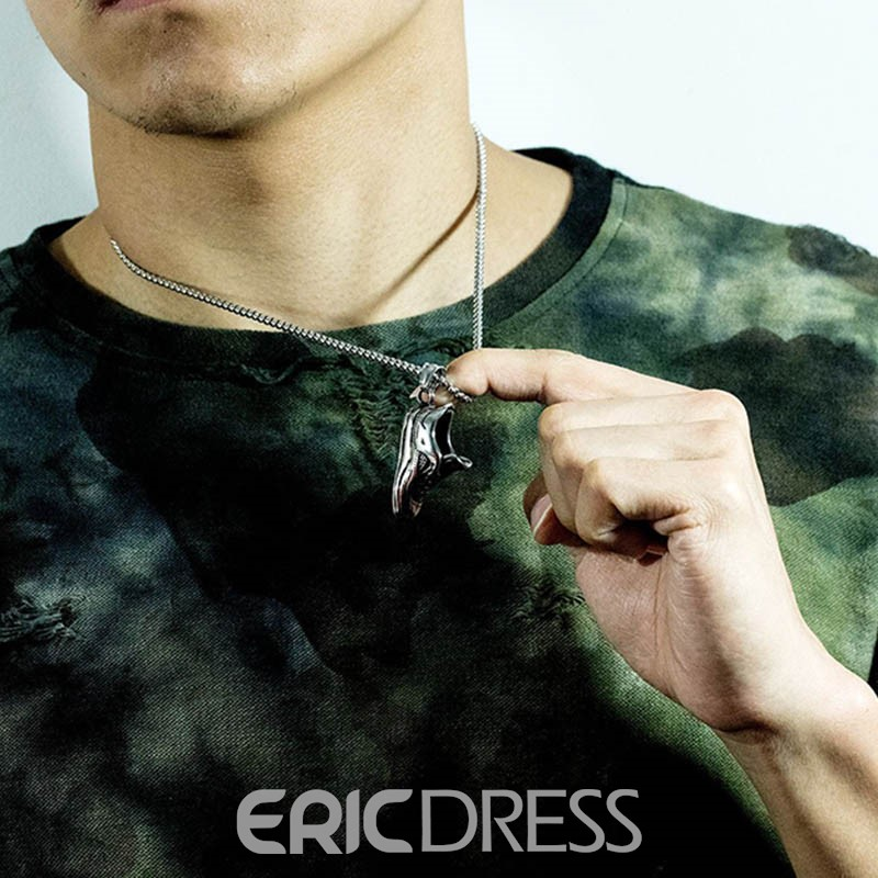 Ericdress Shoe Male Necklaces