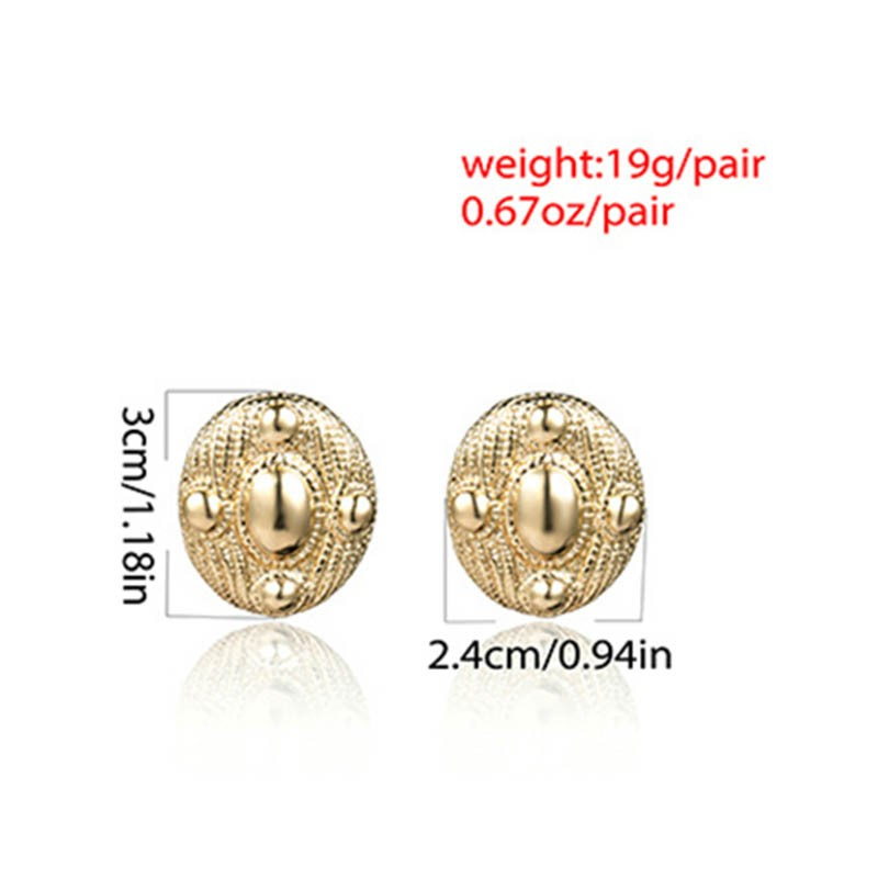 Ericdress Alloy Simple Earrings