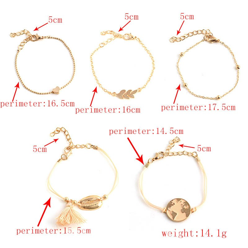 Ericdress Tessel Bracelet For Women