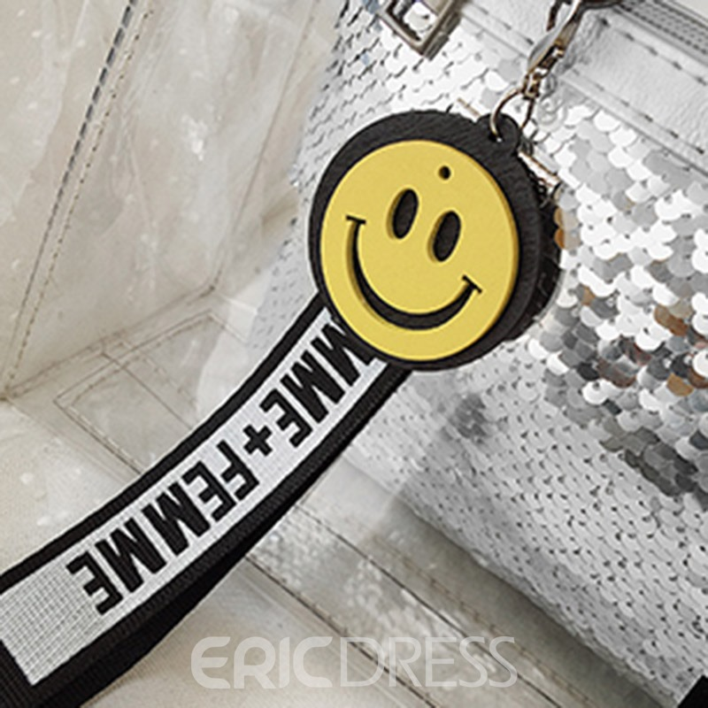 Ericdress Sequins Plain Square Handbags