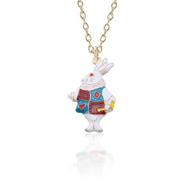 Ericdress Rabbit Pendant Necklace