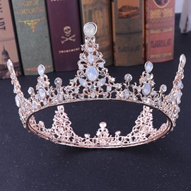 Tiara Crown European Hair Accessories (Wedding)