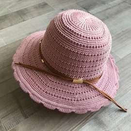 Ericdress Sweet Bucket Sunhat