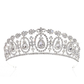 Tiara European Crown Hair Accessories