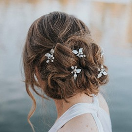 Handmade Head Flower Hairpin