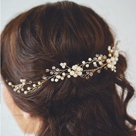 Handmade Head Wedding Flower Hair Accessories (Wedding)