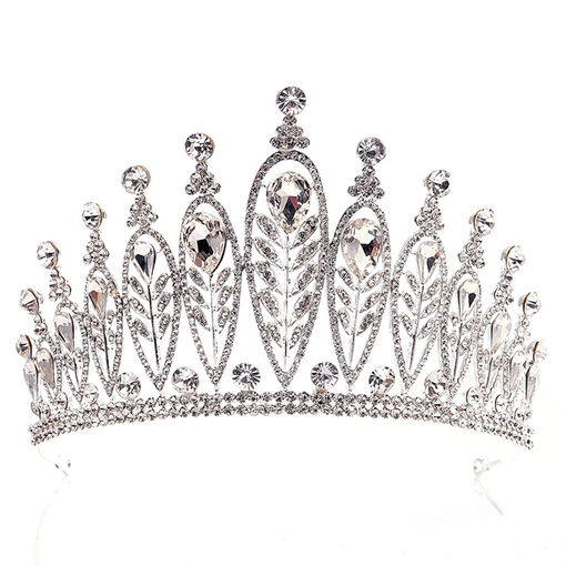 Diamante European Tiara Hair Accessories (Wedding)