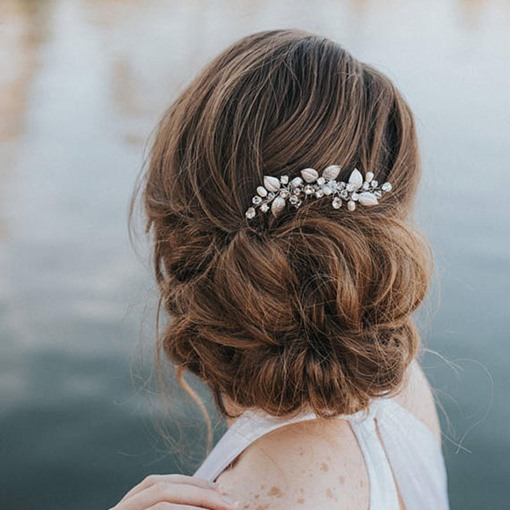 Head Flower Handmade Wedding Hair Accessories (Wedding)