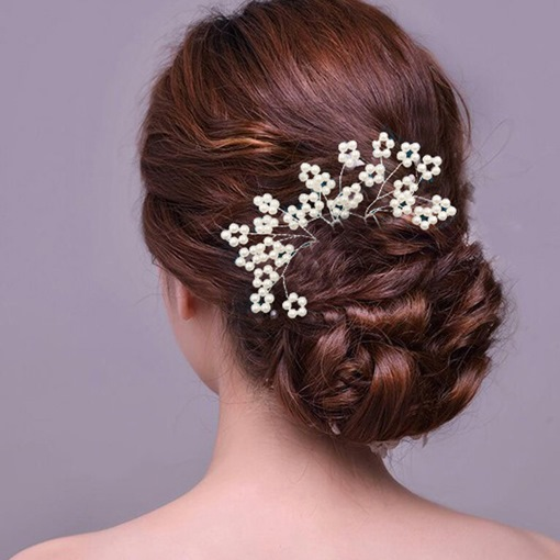 Head Flower Handmade Wedding Hair Accessories