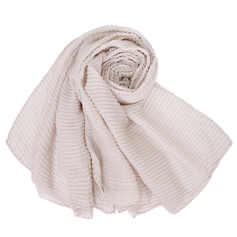 Ericdress Pure Color Fashion Plain Scarf