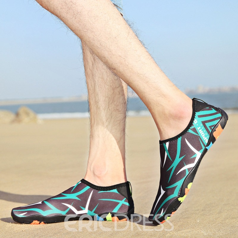 Ericdress Spandex Round Toe Men's Water Shoes