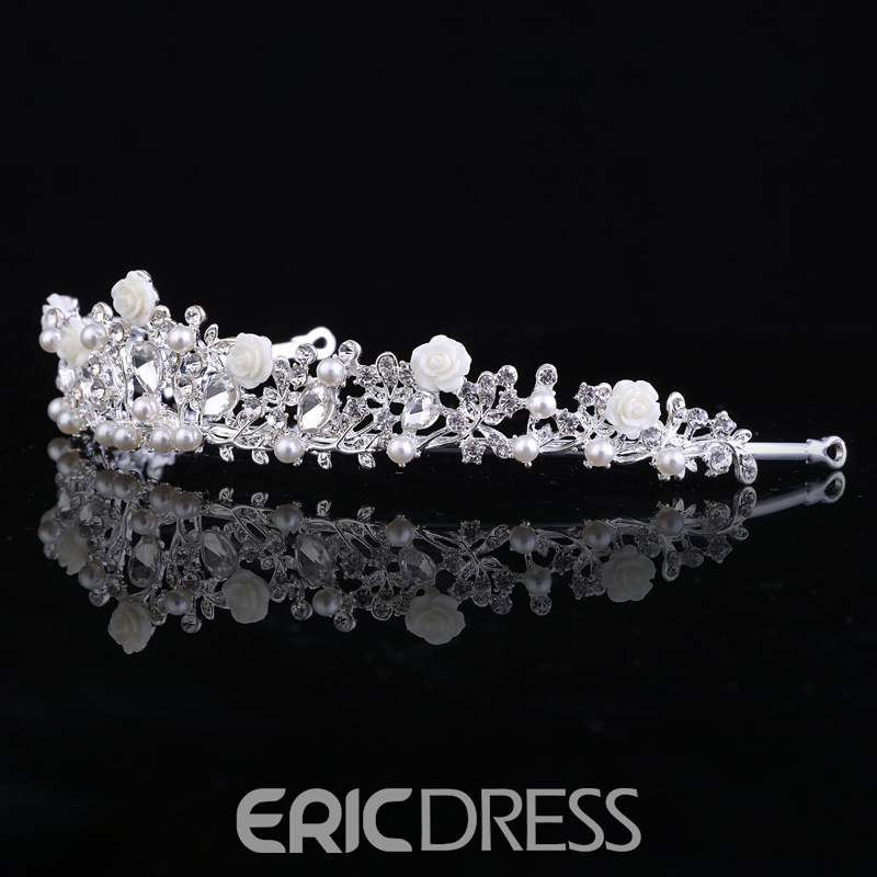 E-Plating Tiara European Hair Accessories (Wedding)