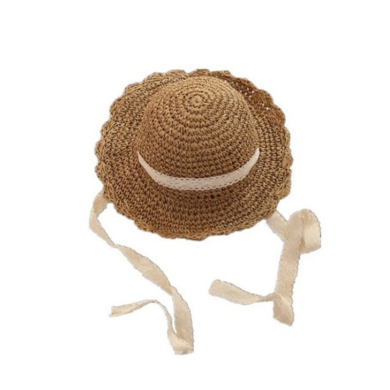 Ericdress Lace Straw Hat For Women