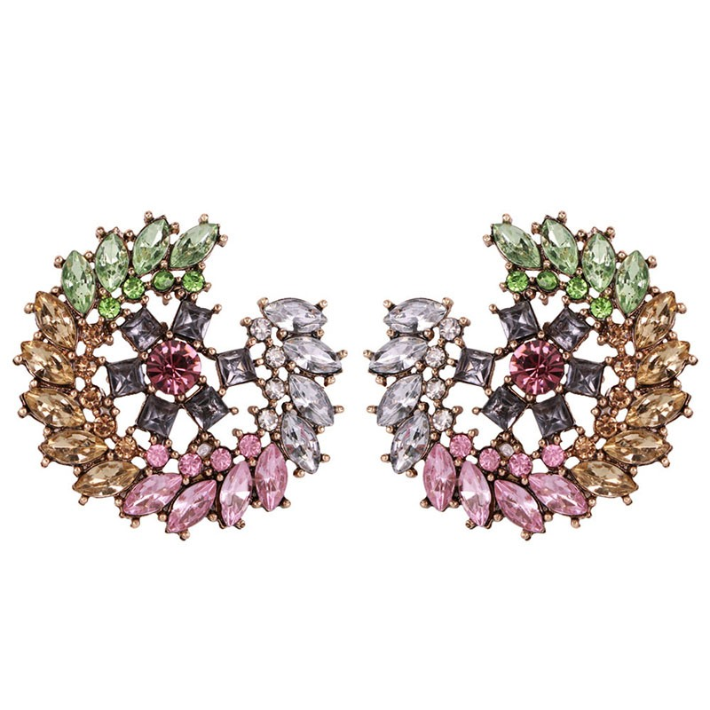Ericdress Crystal Luxury Earrings
