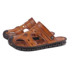 Ericdress Plain Hollow Men's Sandals