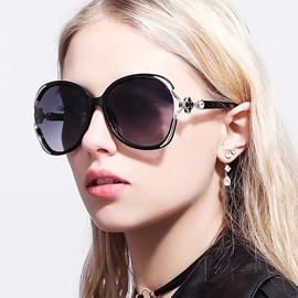 Ericdress Resin Wrap Sunglasses