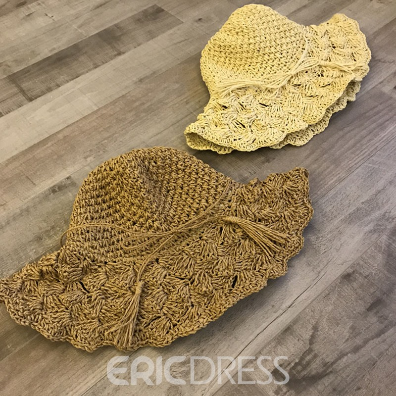 Ericdress Straw Sun Hat