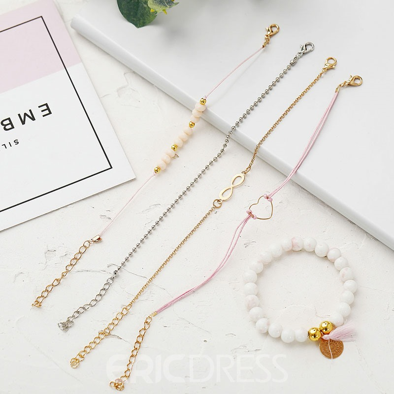 Ericdress E-Plating Sweet Bracelet For Women