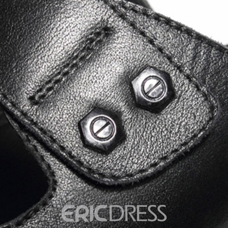 Ericdress Plain Men's Summer Slippers