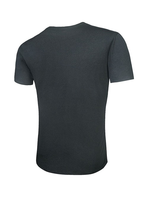 Ericdress Casual Round Neck Plain Mens Slim T-shirt