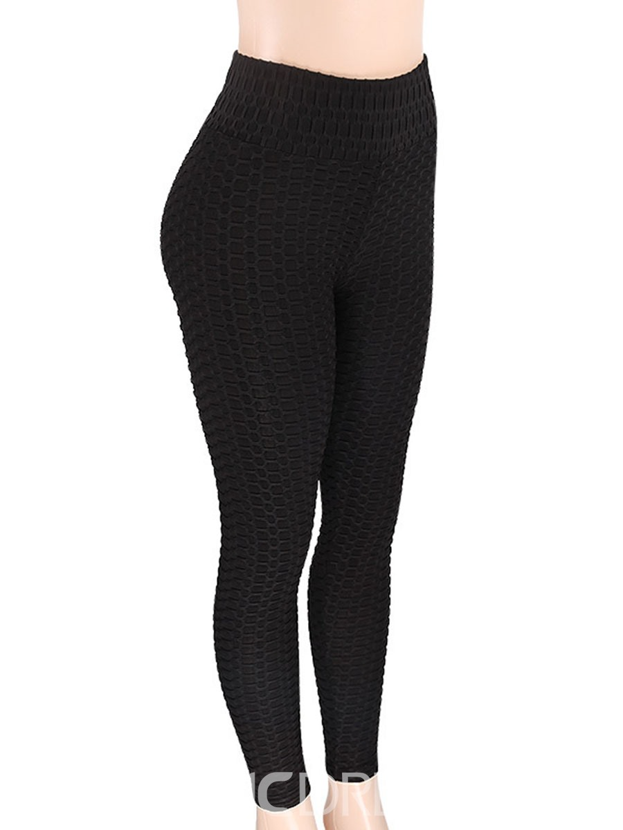 Ericdress Solid Sports Casual Women's Leggings