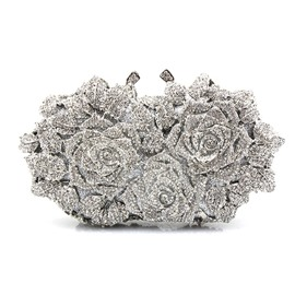 Ericdress Floral Versatile Clutches & Evening Bags