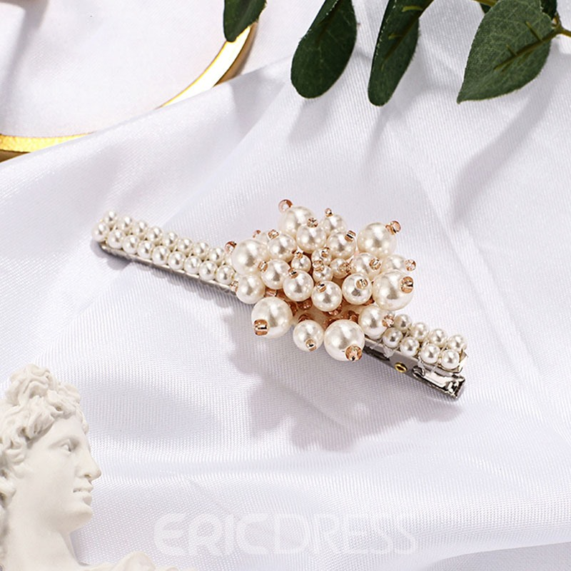 Ericdress Flower Barrette Hair Accessories
