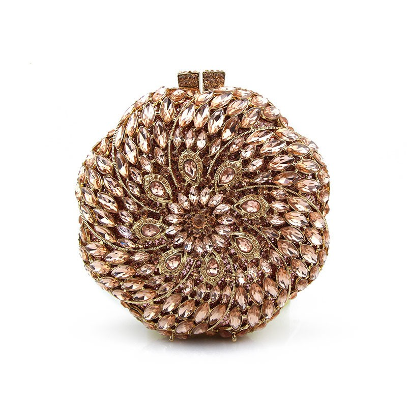 Ericdress Circular PU Clutches & Evening Bags