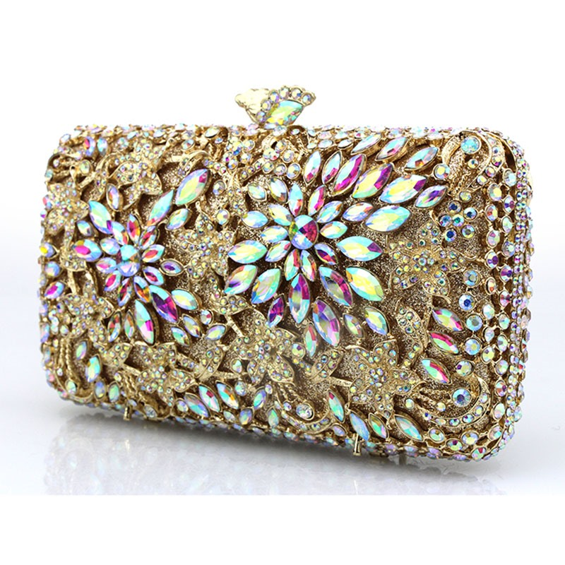 Ericdress Rectangle Floral Versatile Clutches & Evening Bags