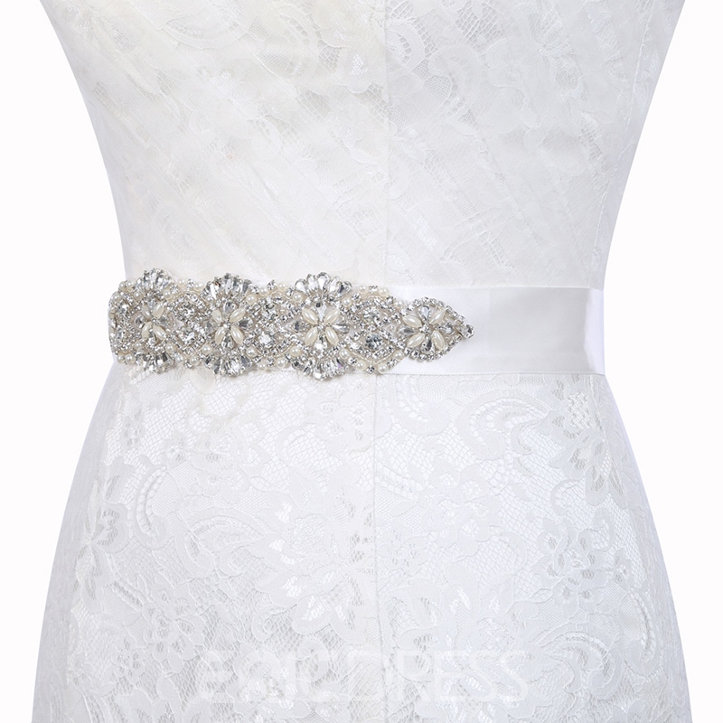 Wide Belt(>4cm) Bridal Belts