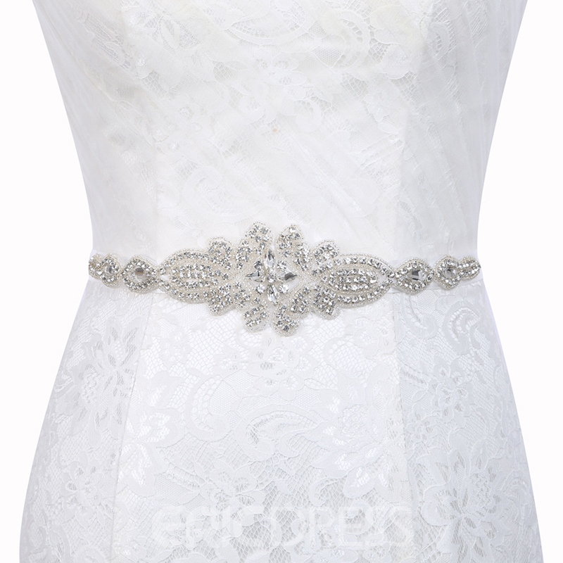 Regular(2-4cm) Polyester Bridal Belts