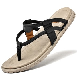 Ericdress Summer Thong Hollow Men's Slippers