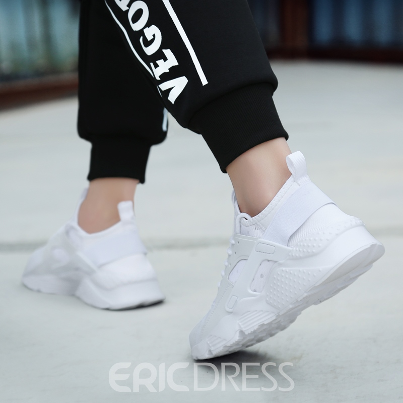 Ericdress Mesh Round Toe Low-Cut Upper Women's Breathable Sneakers