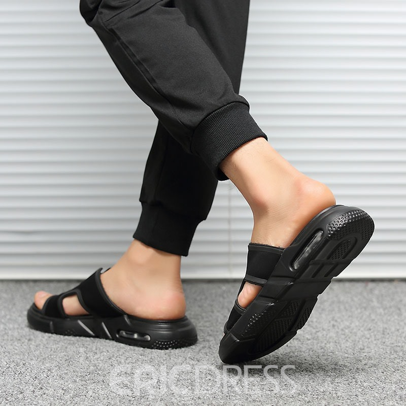 Ericdress Plain Summer Men's Simple Slippers