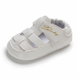 Ericdress Plain Hollow Baby Shoes