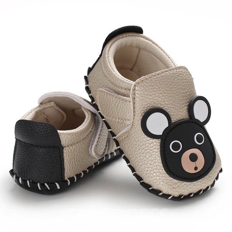 Ericdress PU Cartoon Toddler Shoes