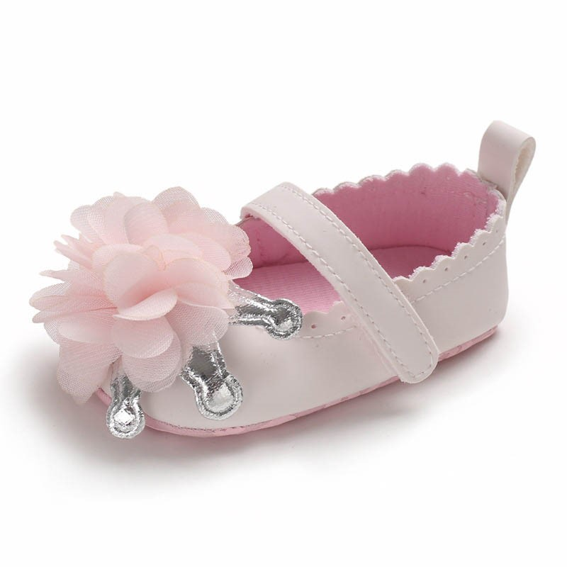 Ericdress Floral Velcro Baby Toddler Shoes