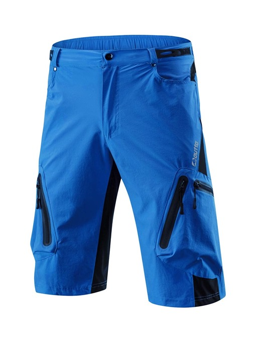 Ericdress Men Patchwork Color Block Outdoor Shorts Summer Sports Pants