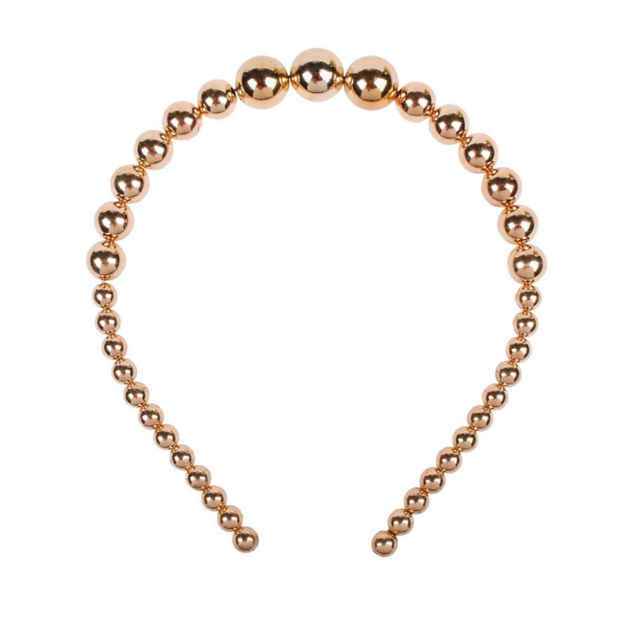 Ericdress Hairband Pearl Beads Hair Accessories