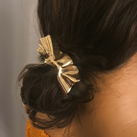 Ericdress Barrette Plain Alloy Hair Pin Hair Accessories