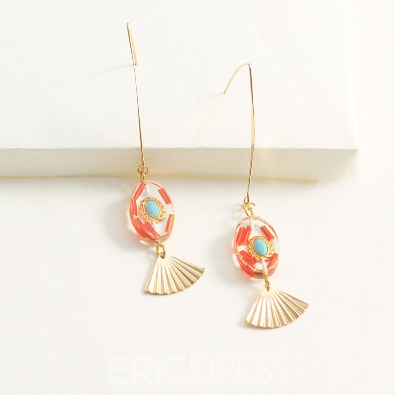 Ericdress Alloy Colour Earrings