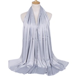 foulards ericdress charmeuse ladylike plaine