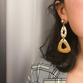 Ericdress Alloy Hoop Fashion Earrings For Women