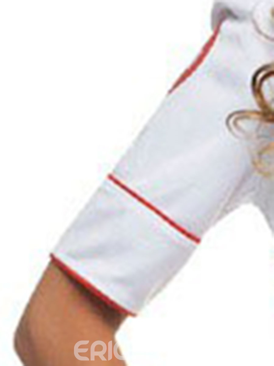Ericdress Women Nurse Costume Hollow Sexy Outfit Heart Breaker Costume