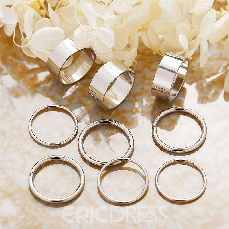 Ericdress Alloy Simple Fashion Rings