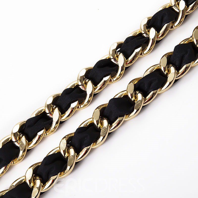 Ericdress Black&Golden Waist Chains