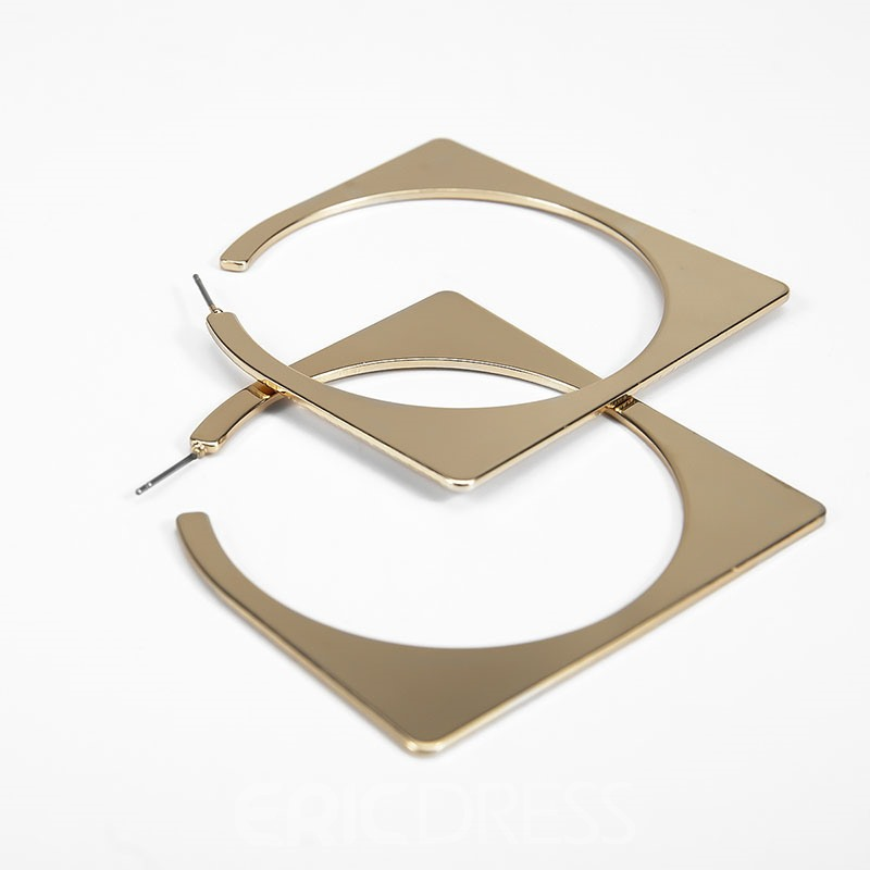 Ericdress E-Plating Alloy Fashion Earrings