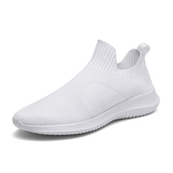 Ericdress Mesh Slip-On Round Toe Mens Casual Sneakers фото